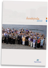 Ársskýrsla Hagstofu Íslands 2010