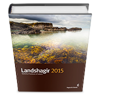 Statistical Yearbook of Iceland 2015
